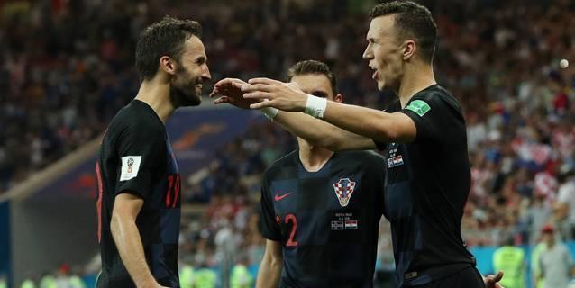 Croacia derrota 2-1 a Islandia y se cita con Dinamarca en octavos