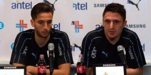Uruguay se entrena para evitar sorpresas ante Arabia Saudí