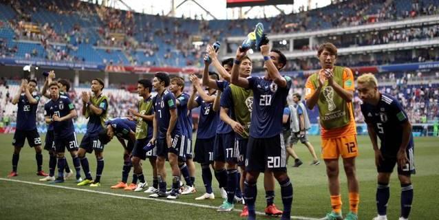Japón pierde ante Polonia y avanza a octavos gracias al fair play