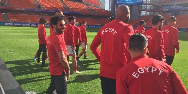 El Egipto de Salah pone a prueba al mejor Uruguay en el debut