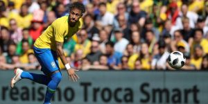 El Brasil de Neymar, un favorito feliz a orillas del Mar Negro
