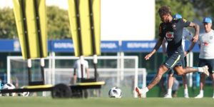 """Neymar: """"No quiero ser el mejor del mundo, quiero la Copa"""""""