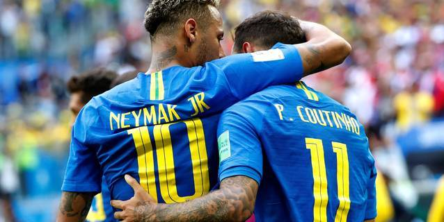 Brasil vence con drama y deja a Costa Rica fuera del Mundial