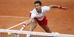 Djokovic da prueba de nivel, Zverev sufre y Dimitrov cae eliminado
