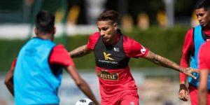 Selección peruana inició entrenamientos en Austria con Paolo Guerrero