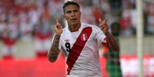 Guerrero regresa con dos tantos para Perú en goleada a Arabia Saudí