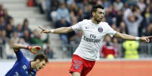 Argentino Javier Pastore pasa del PSG a la Roma