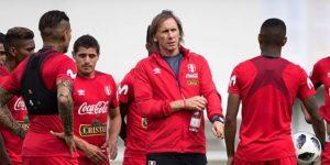 Sorpresa en Perú: Gareca ensaya con Paolo Guerrero como suplente