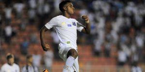 Joven promesa brasileña Rodrygo es transferida al Real Madrid