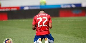 Costa Rica parte a Samara con una baja de último momento