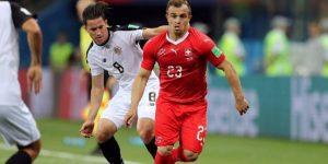 Suiza avanza a octavos y Costa Rica se despide con su primer punto