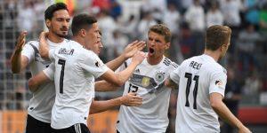Alemania gana 2-1 a Arabia Saudí en último ensayo antes del Mundial
