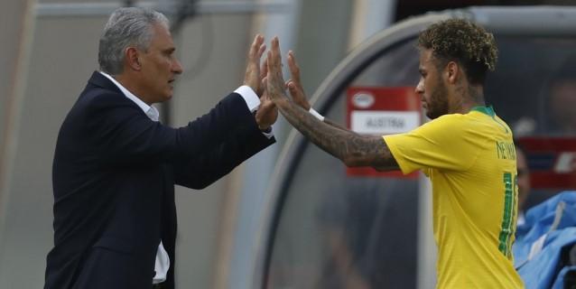 """Tite se deshace en elogios a Neymar: """"No sé cuál es su límite"""""""