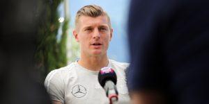 """Kroos pide a Alemania que vaya con """"humildad"""" al Mundial"""