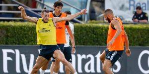 Lopetegui comienza a mostrar las cartas de su nuevo Real Madrid