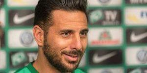 Pizarro vuelve a los 39 años al Werder Bremen de sus amores