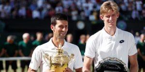 El regreso de Djokovic: bate a Anderson y conquista cuarto Wimbledon