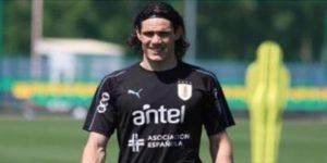"""Uruguay tiembla por Cavani a tres días de Francia: """"Es complicado"""""""