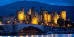 Gales se tiñe de amarillo para celebrar el Tour de Geraint Thomas