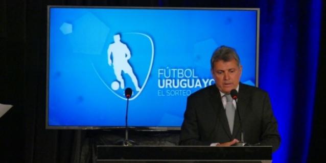 """Candidato a jefe de fútbol uruguayo vaticina momentos """"complicados"""""""