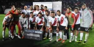 River debuta con una goleada en la Copa Argentina 2018
