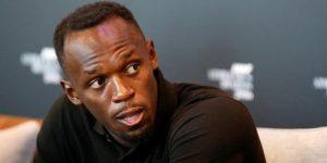 Usain Bolt acuerda una prueba en club australiano de fútbol