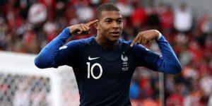 Mbappé es el tercer jugador más joven en estar en una final