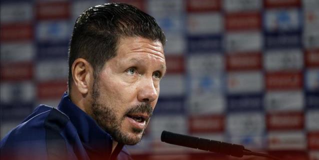 """Simeone tiene al Atlético de Madrid más """"galáctico"""""""