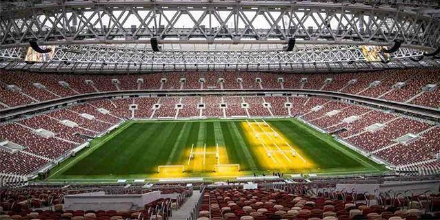 Luzhniki, el estadio de la final del Mundial lo vigila el mismo Lenin