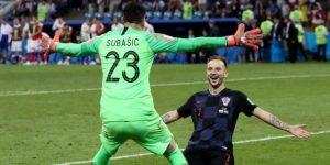 Croacia liquida el sueño ruso y vuelve a semifinales 20 años después