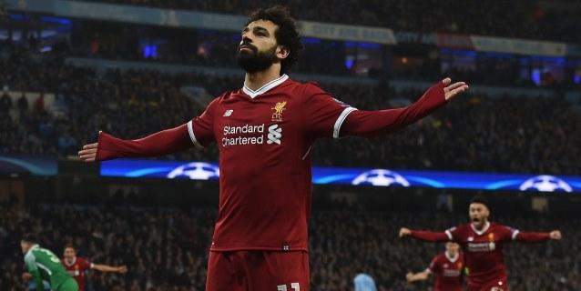 Salah amplía su contrato con el Liverpool tras un año en el equipo