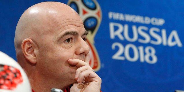 "Infantino: ""Ha sido el mejor Mundial de la historia"""