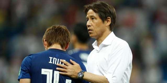 Japón no renovará el contrato de Nishino como seleccionador nacional