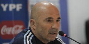 Sampaoli pide más tiempo para su proyecto futbolístico en Argentina
