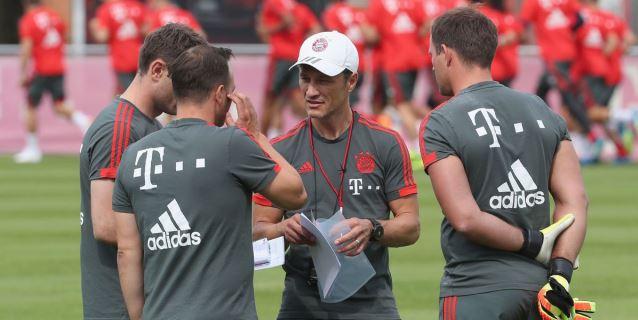 """Kovac elogia a Guardiola: """"Es el mejor entrenador del mundo"""""""