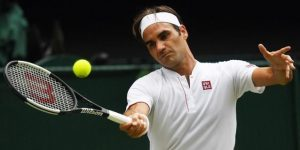 Favoritos Federer y Nadal llegan sin problemas a cuartos en Wimbledon