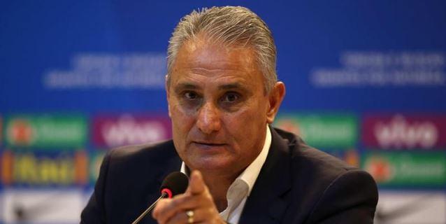 Tite renueva contrato con la selección brasileña hasta Qatar 2022
