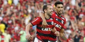 """Flamengo vence 4-1 a Sport y se afianza en la punta del """"Brasileirao"""""""