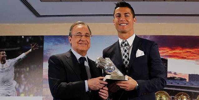 Cristiano Ronaldo-Florentino, nueve años de difícil convivencia
