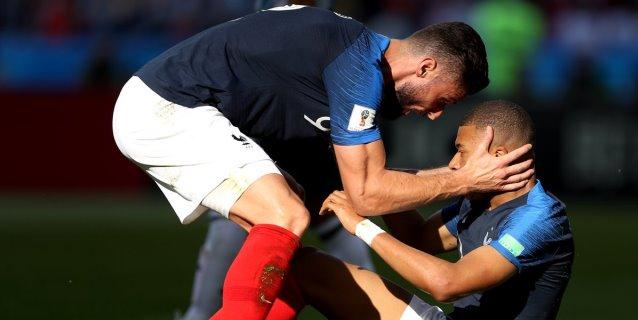 Francia-Bélgica, el duelo de los tridentes letales