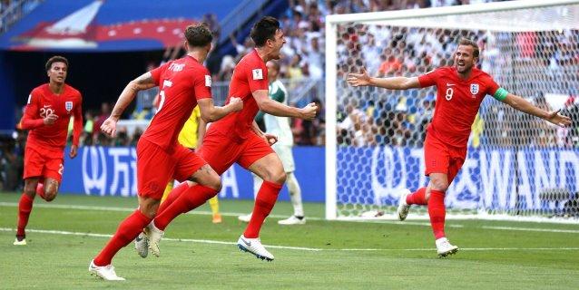 Inglaterra regresa a una semifinal de un Mundial después de 28 años