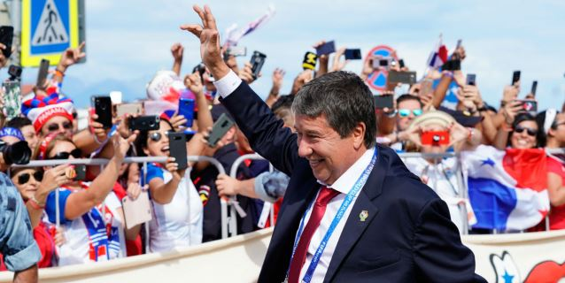 """Bolillo"" Gómez renuncia como técnico de Panamá"