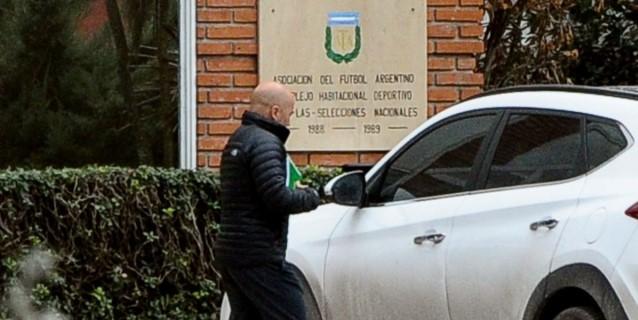 Sampaoli deja su cargo en el seleccionado argentino de fútbol
