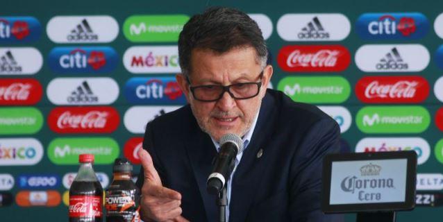 Colombiano Osorio y México separan sus caminos tras tres años juntos