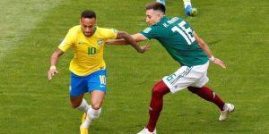 """Neymar sobre los mexicanos: """"Hablaron de más y se fueron a casa"""""""
