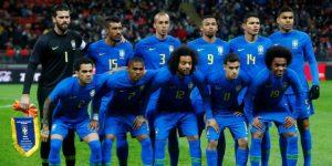 Maradona satisfecho por el juego de Brasil: Va camino al título