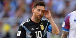 Maradona defiende desempeño de Messi en el Mundial