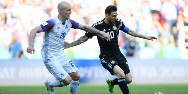 """Infantino defiende a Messi: """"No se lo puede discutir"""""""