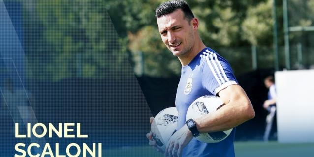 Scaloni y Aimar entrenarán al seleccionado argentino Sub 20 en España