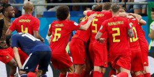Bélgica remonta ante Japón y se cita con Brasil en los cuartos